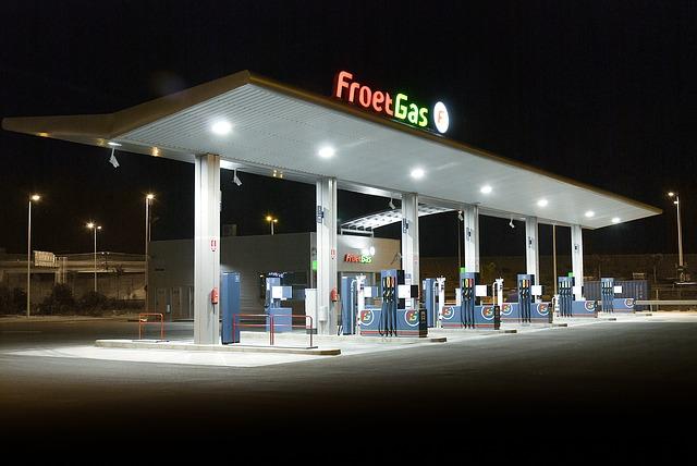 ガソリンスタンド バイト